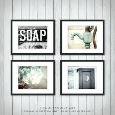 >bathroom art decor artistic home and interior inspirations terrific  bathroom art decor rustic bathroom wall decor set of 4 prints or canvas art bathroom art bathroom art decor bathroom wall