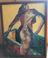 vittorio muscariello painting does anyone know what it s value or the background of the artist