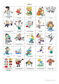 What Are Skills And Abilities Skills And Abilities Worksheet Free Esl Printable Worksheets Made