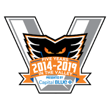 the 5th season of lehigh valley phantoms hockey is presented by capital bluecross