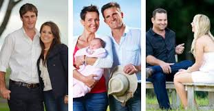 In true reality tv fashion, they all chose the woman least likely to adjust well to life on the farm. Farmer Wants A Wife Couples Where Are They Now Tv Week