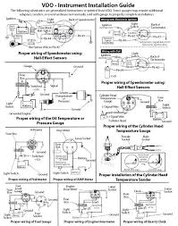 vdo wiring diagram vdo image wiring diagram vdo amp gauge wiring diagram jodebal com on vdo wiring diagram