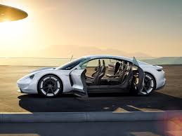 porsche new car releasePorsche Mission E allelectric car PICTURES FACTS  Business Insider
