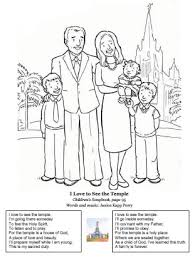 Small Picture I love to see the temple coloring page