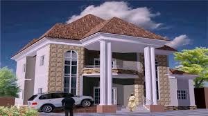 Duplex Designs On Half Plot Of Land Modern Duplex House Plans In Nigeria See Description See