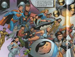 Image result for STAR TREK/LEGION OF SUPER-HEROES