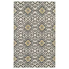 kaleen rugs nomad rug charcoal