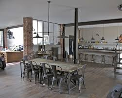 Industrial Counter Stool Room Ideas Industrial Style Bar