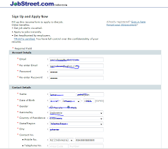 Vibrant How To Upload Resume In Jobstreet Unbelievable Glamorous 41