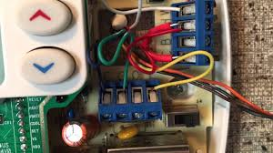 white rodgers thermostat wiring diagram 1f78 white rodgers White Rodgers Wiring Diagram how to wire a thermostat with 4 or 5 wires youtube white rodgers thermostat wiring diagram white rodgers wiring diagram for # 1f58-77