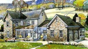 Valley View Farmhouse   New South Classics  LLC   Southern Living    Valley View Farmhouse   New South Classics  LLC   Southern Living House Plans