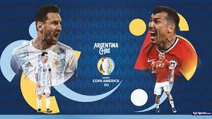 Argentina team vs. Chile, for the Copa América: formations, schedule and  live TV - Archysport