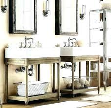 vanities restoration hardware bathroom cabinet vanity odeon
