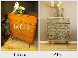 painted vintage furnitureFurniture Makeovers The Amazing Power of Paint