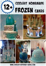 12 Coolest Frozen Birthday Cake Ideas For The Ultimate Frozen Theme