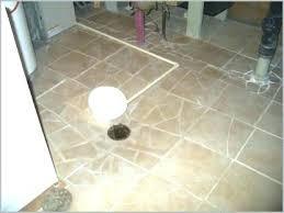 basement tile flooring. Tile Floor Drain Basement Over Flooring