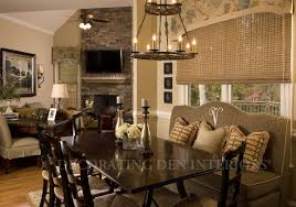 traditional family room designs. Decorating Ideas Small Living Room Dining Combo Cozy Traditional Family Interior Design After Space Designs L
