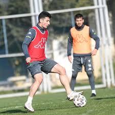 Bursaspor - Bandırmaspor maçı hazırlıklarına başladık