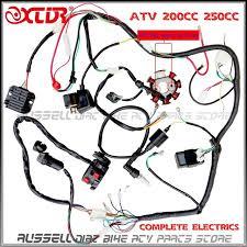 aliexpress com buy wire loom 150cc 200cc 250cc ignition coil wire loom 150cc 200cc 250cc ignition coil cdi engine startor zongshen lifan ducar atv