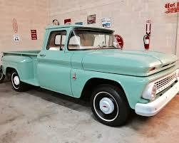 1963 CHEVROLET C10 STEPSIDE – Vidaloca Automotive Miami