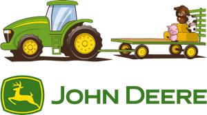 John Deere Logo Vector (.AI) Free Download