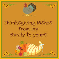 Happy Thanksgiving Quotes For Friends And Family Gorgeous Happy Thanksgiving Wishes For Family And Friends