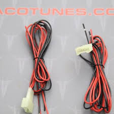 tacoma plug play amp harness installation kit taco tunes 2016 toyota tacoma tweeter wire harness adapters pair