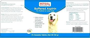 Aspirin Dosage Chart Baby Aspirin For Dogs Dosage Chart Dwellco Me