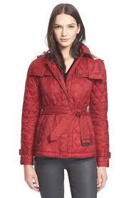 Burberry Brit 'Finsbridge' Short Quilted Jacket   My Personal ... & Burberry Brit 'Finsbridge' Short Quilted Jacket Adamdwight.com