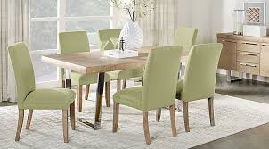 green dining room furniture. cindy crawford home san francisco ash 5 pc dining room green furniture l