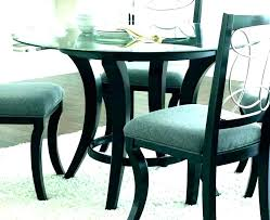 round glass dining table with 6 chairs dining table set round glass small tables 6 chairs