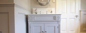 wood vanity units chadder traditional wood washstand porthole mirror cabinet nickel fittings