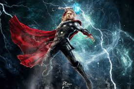 thor thunder wallpapers top free thor