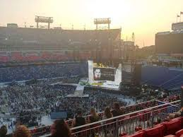 Nissan Stadium Section 213 Row V Seat 12 Taylor Swift