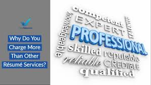 Resume Services Magnificent Why Do You Charge More Than Other Résumé Services Total Résumés