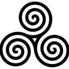 Symboles Celtiques Significations Triskel, Croix Et Autres Motifs - Triskelion