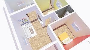Livecad 3d Home Design 2 Bhk Full Home Walkthrough 3d Home Plan Create By 3d Design