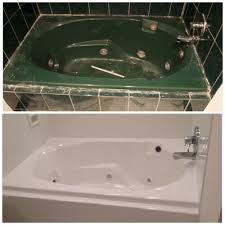if this happens you may actually need to replace the jacuzzi tub after all even if you don t you may turn a fairly reasonable job into a very expensive