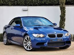 Coupe Series e92 bmw m3 for sale : Used Le Mans Blue BMW M3 for Sale | Dorset