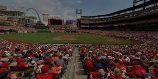 Busch Stadium Section 156 Rateyourseats Com