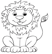 Welcome to the lion coloring pages page! 35 Free Lion Coloring Pages Printable