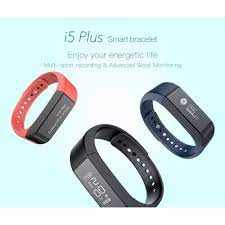 100% Chính hãng] - Vòng đeo tay thông minh I5 Plus