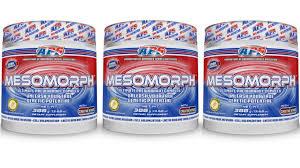 aps mesomorph pre workout review