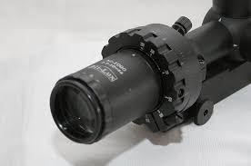 Leatherwood Art 2 5 10x44mm M1000 Scope Sniper Central