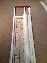 Quilting Frame Solutions - Advanced techniques & So I went to Homebase and told the girl what I wanted, lightweight  pipes/tubes 1 inch in diameter, that you would use in tents/awnings. Adamdwight.com