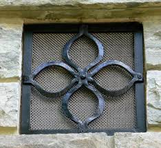 fireplace outdoor vent cover designs