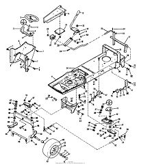 Kohler Courage 20 Engine Diagram