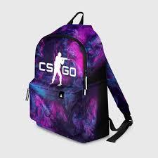 CS GO HYPER <b>BEAST</b> LANDSCAPE Рюкзак 3D с принтом за 3990 ...