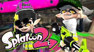 Splatoon 2 Callie & Marie Playable ...