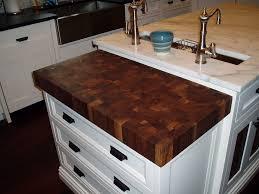 walnut butcher block countertop